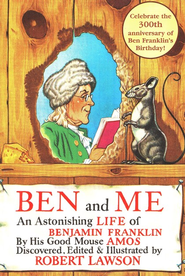 Ben and Me: Re-Issue  -     By: Robert Lawson
