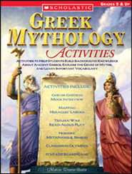 Greek Mythology Activities  -     By: Marcia Worth-Baker