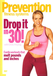 Prevention Fitness Systems:  Drop It In 30, DVD  -     By: Chris Freytag