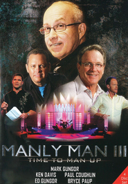 Manly Man III: Time to Man Up, 4-DVD Set     -     By: Mark Gungor