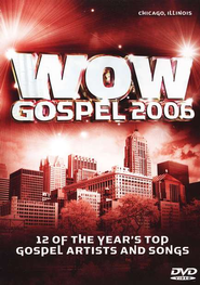 WOW Gospel 2006 DVD  -