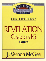Revelation I - Thru the Bible   -     By: J. Vernon McGee
