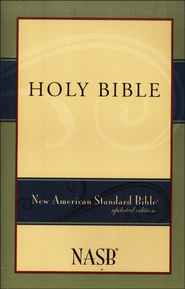 NASB Updated Bible, Paperback   -