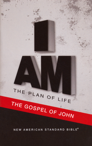 The NASB Plan of Life: Gospel of John   -