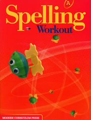 Spelling Workout 2001/2002 Level A Student Edition   -