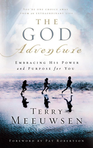 The God Adventure: Embracing His Power and Purpose for You  -     By: Terry Meeuwsen
