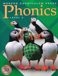 Modern Curriculum Press (MCP) Plaid Phonics Level C (2003 Edition)  -