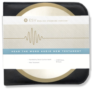 ESV Hear the Word Audio New Testament, MP3 on 2 CDs  -