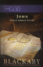 John: A Blackaby Bible Study Series - eBook  -     By: Henry T. Blackaby