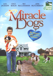 Miracle Dogs, DVD   -