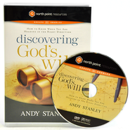 Discovering God's Will DVD   -              By: Andy Stanley