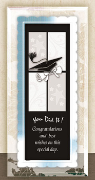 Graduation You Did It Framed Sentiment  -