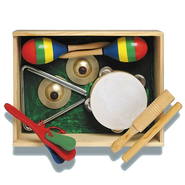 Band in a Box   -     By: Melissa & Doug