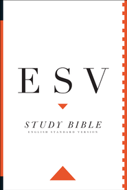 ESV Personal-Size Study Bible-hardcover   -