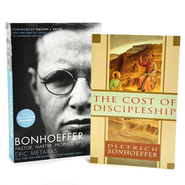 Bonhoeffer: Pastor, Martyr, Prophet, Spy & Cost of Discipleship (2-Volume Value Pack)  -
