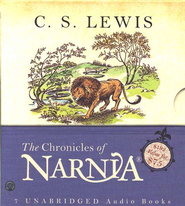 The Chronicles of Narnia Unabridged Boxed Set      - Audiobook on CD  -     By: C.S. Lewis