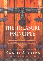 The Treasure Principle, Revised - Slightly Imperfect   -     By: Randy Alcorn