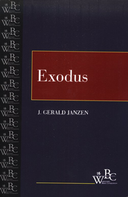 Westminster Bible Companion: Exodus   -     By: J. Gerald Janzen