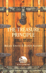The Treasure Principle, Bible Study Guide: CBD Edition   -              By: Randy Alcorn, Brian Smith