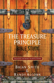 Treasure Principle Bible Study   -     By: Randy Alcorn, Brian Smith
