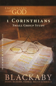 Encounters with God: 1 Corinthians  -              By: Henry Blackaby