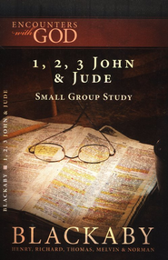Encounters with God: 1, 2, 3 John & Jude  -     By: Henry T. Blackaby, Melvin Blackaby, Thomas Blackaby