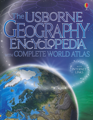 The Usborne Encyclopedia of World Geography (Updated  Edition)  -
