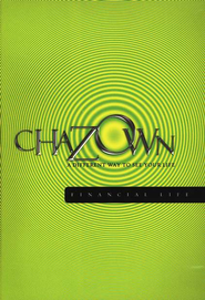CHAZOWN DVD: Financial Life   -
