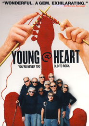 Young @ Heart: You're Never too Old to Rock, DVD   -