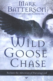 Wild Goose Chase - Slightly Imperfect  -              By: Mark Batterson