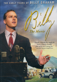 Billy: The Early Years of Billy Graham, DVD   -
