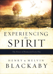 Experiencing the Spirit: The Power of Pentecost Every Day - Slightly Imperfect  -              By: Henry Blackaby, Melvin Blackaby