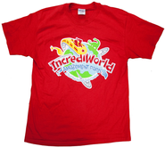 IncrediWorld Amazement Park VBS Adult Small T-Shirt   -