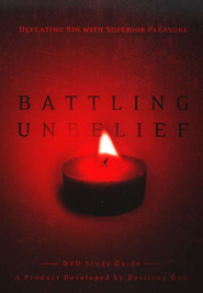 Battling Unbelief Study Guide, Slightly Imperfect   -     By: John Piper