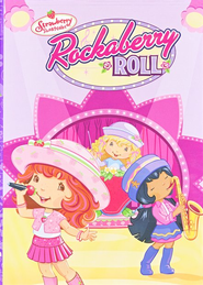Strawberry Shortcake: Rockaberry Roll, DVD   -