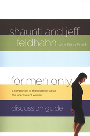 For Men Only Discussion Guide  - Slightly Imperfect  -     By: Shaunti Feldhahn, Jeff Feldhahn