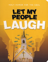 Let My People Laugh - eBook  -     By: Christianity Today
