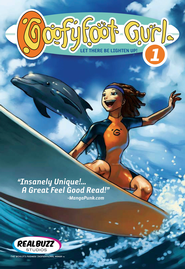Let There Be Lighten Up! (1): Goofyfoot Gurl #1 - eBook  -     By: Realbuzz Studios