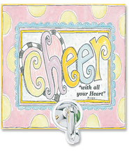 Cheer with All Your Heart Hook  -
