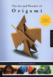Art And Wonder Of Origami, with Cd-Rom  -     By: Kunihiko Kasahara