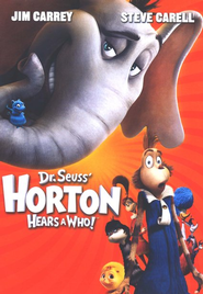 Dr. Seuss' Horton Hears a Who! DVD   -