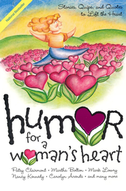 Humor For A Women's Heart - Slightly Imperfect   -     By: Patsy Clairmont, Martha Bolton