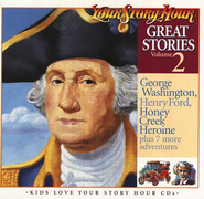 Great Stories Volume #2 - Audiobook on CD            -