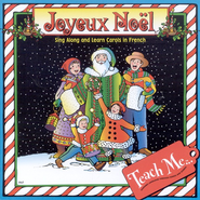 Teach Me...Joyeux Noel CD   -