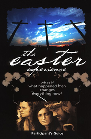 Easter Experience Participant's Guide - Slightly Imperfect  -