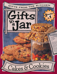 Gifts in a Jar: Cakes & Cookies  -