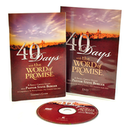 40 Days with the Word of Promise, DVD Curriculum   -              By: Steve Berger