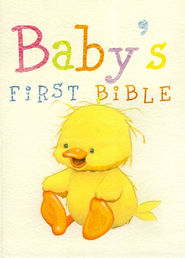 NKJV Baby's First Bible  -