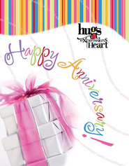Happy Anniversary!: Hugs, Expressions of the Heart   -