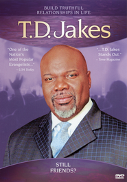 Still Friends? DVD   -     By: T.D. Jakes
